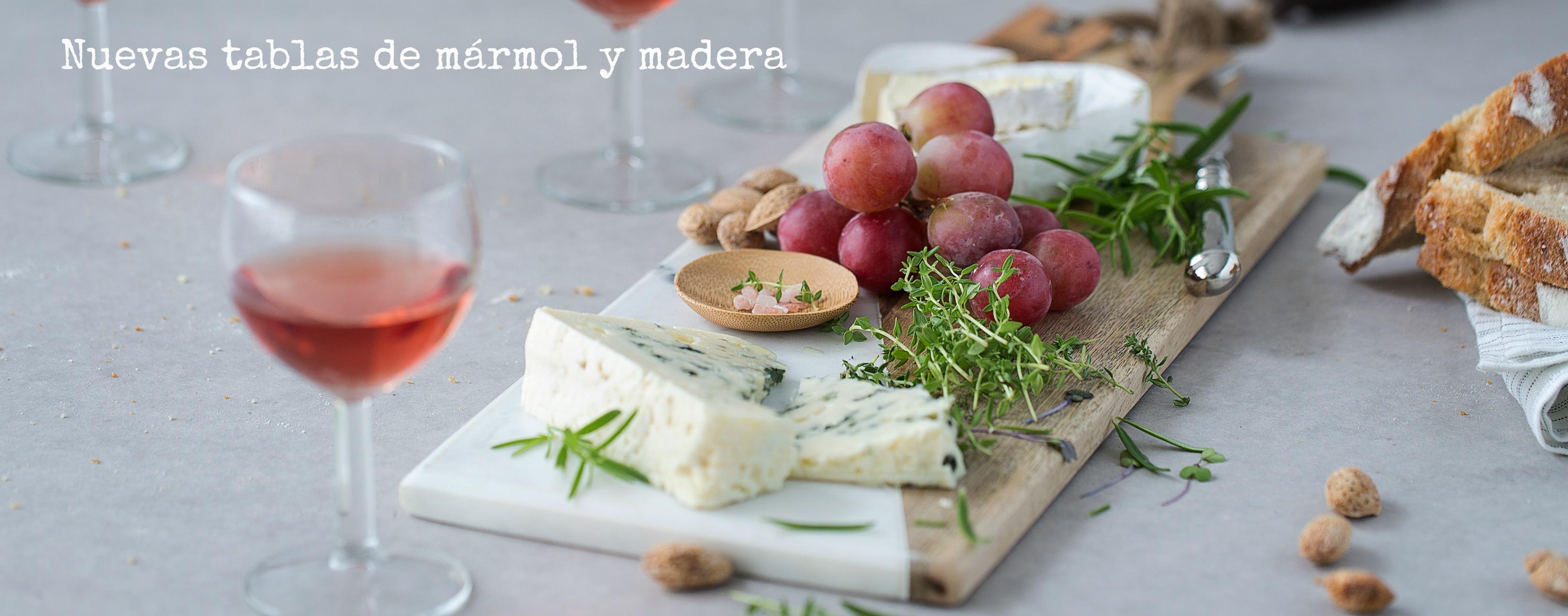 mpt tablas de queso
