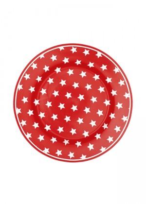 plato-greengate-estrellas-rojo-y-blanco-de-gres-menaje-de-mesa-greengate-online-20,5