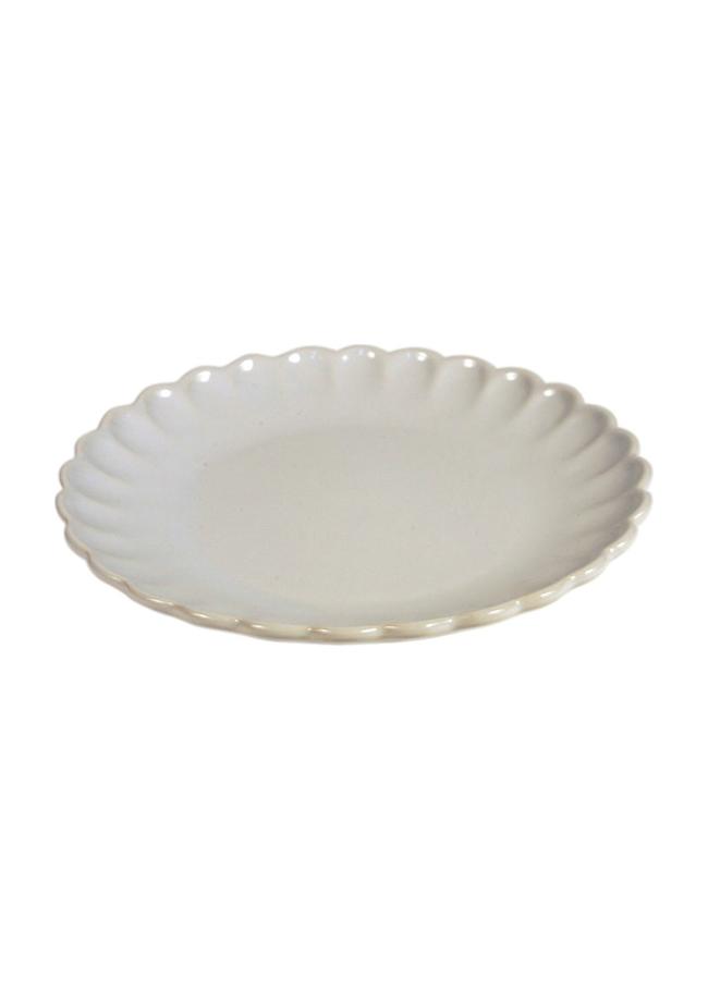 Comprar plato blanco ib laursen online menaje de mesa en espa a - Platos ceramica colores ...