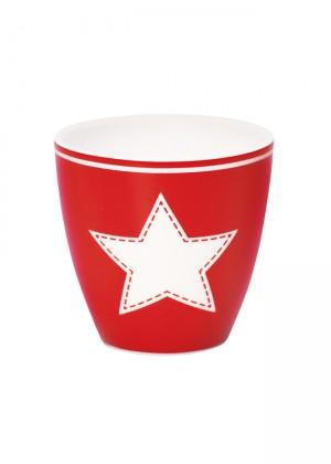 taza-greengate-estrellas-rojo-y-blanco-de-gres-menaje-de-mesa-greengate-online-6,5