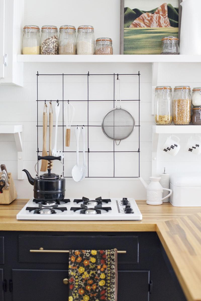 Genial Colgadores Cocina Galer A De Im Genes De Cocina Paso 1  # Muebles De Cocina Hazlo Tu Mismo