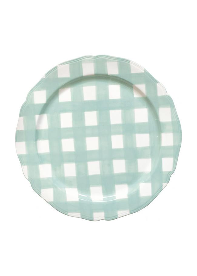 Comprar plato verde menta greengate online menaje de mesa - Platos ceramica colores ...