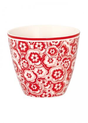 taza-greengate-color-rojo-y-blanco-selma-ceramica-menaje-online-