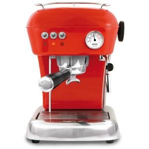 cafetera ascaso roja