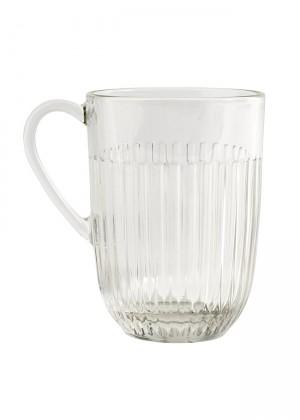 jarra cristal francesa nordal