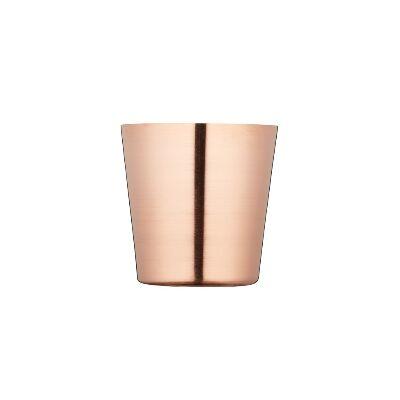 taza de cobre tamaño mini