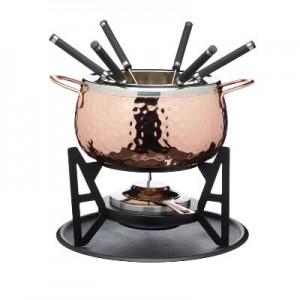 fondue de cobre master class