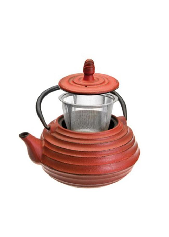 Tetera japonesa red velvet hierro fundido - Tetera japonesa hierro fundido ...