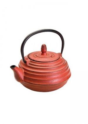 tetera japonesa roja ceylan