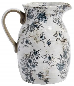 jarra flowery