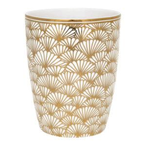latte cup jacqueline gold